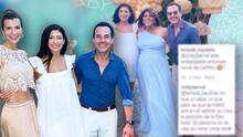 ¿Y el sobrino pa' cuándo? La esposa de Tacher alborota las redes con la pregunta a Carlos Calderón y Vanessa Lyon