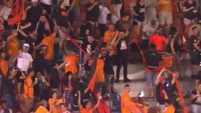 Fiesta en Houston gracias a otra genialidad de Mauro Manotas para dramático empate