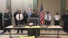 Arrestan a seis personas en conexión con los ataques con armas que disparan bolas de pintura