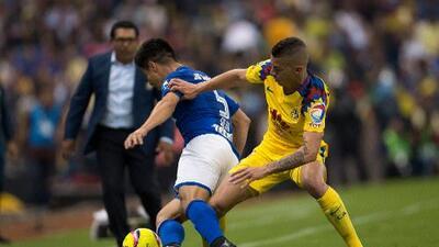En vivo: Cruz Azul vs. América, clásico joven en la jornada 14 de la Liga MX