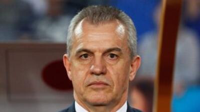 Javier Aguirre  fue destituido como seleccionador japonés