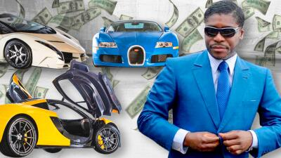 Subastan en $27 millones exclusiva colección de autos de 'El Patrón', hijo de un dictador africano