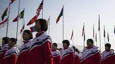 Pyeongchang 2018: EEUU no cede ante el acercamiento entre las dos Coreas