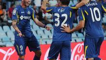 Getafe 4-0 Las Palmas: El Getafe aprovecha la endeblez defensiva de Las Palmas