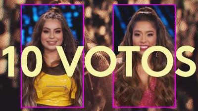 Así puedes votar por tu favorita en Reina de la Canción