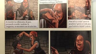 Mexicanos que comen moscas y latinos vagos, así enseña español una editorial de EEUU