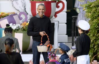 Los polémicos jeans del Presidente Barack Obama