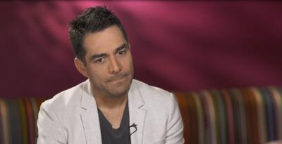 """Omar Chaparro revela estar recibiendo """"fuertes"""" amenazas por su interpretación de Pedro Infante en una película"""