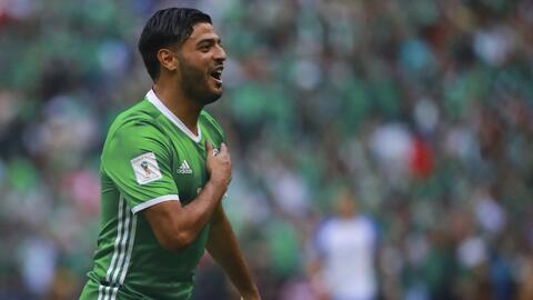 Carlos Vela mejora cada día y ya es un jugador imprescindible para la selección mexicana