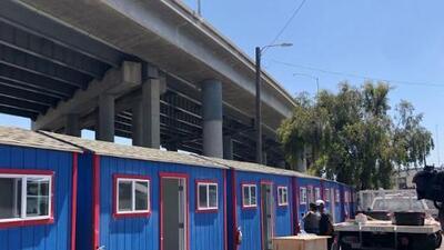 Alistan nuevo campamento para desamparados en Oakland; su operación costará $1.7 millones al año