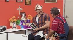 Los Cousins   El primo Luis y la ofrenda del Día de Muertos