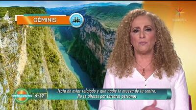 Mizada Géminis 5 de marzo de 2018