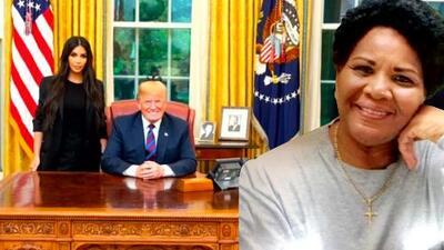 Kim Kardashian logra su misión en la Casa Blanca: Trump conmuta pena a una convicta días después que se lo pidió