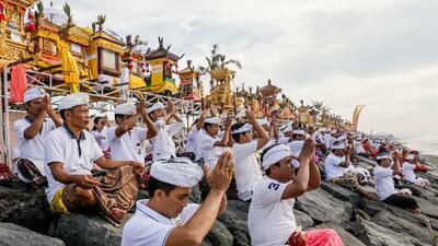 Nyepi: el día del silencio