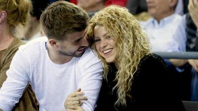 Shakira lanza su canción de amor a Piqué: 'Me enamoré'