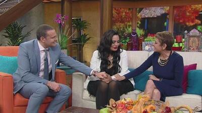¡Emotivo momento! Rosie Mercado se encontró con la mujer que la inspiró