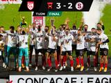 Alajuelense remonta al Saprissa y gana su primera Concacaf League