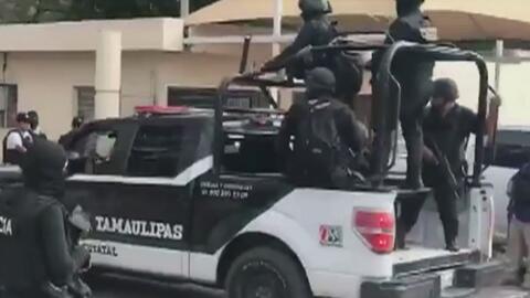 Con una lluvia de balas, reos reciben a la policía en una cárcel de México