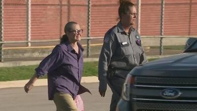 Liberan a Clara Harris, la mujer que paso 15 años en la cárcel por atropellar varias veces a su marido infiel
