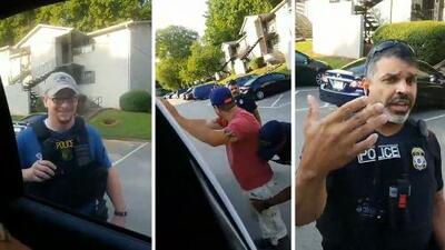 ICE justifica arresto de hispano que grabó polémico encuentro con agentes migratorios en Atlanta