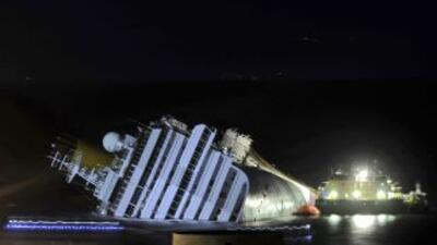 Reporte revela el triste final de las víctimas del Costa Concordia