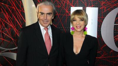 Viudo de Edith González rompe el silencio tras la muerte de la actriz y revela cómo lidia con la pérdida