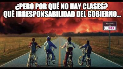 Lluvia de memes para superar la contingencia ambiental en México