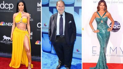 Ahora fue Cardi B: crece la lista de famosos que han mostrado de más frente a las cámaras