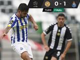 Jesus 'Tecatito' Corona colabora con asistencia en triunfo del Porto