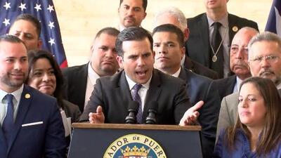 El choque entre el Gobierno de Puerto Rico y la Junta de Control Fiscal está llegando a su punto culminante
