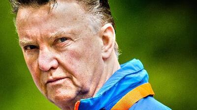 Louis Van Gaal, un hombre exitoso para el Manchester United