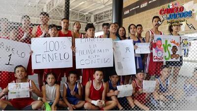 'Canelo' Álvarez Academy: el semillero de las futuras estrellas del boxeo