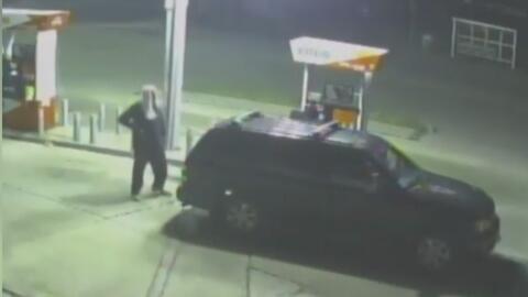 En video: La serie de robos que al parecer cometieron los mismos tres hombres en Houston