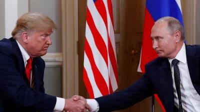 """Trump tras reunirse por más de dos horas con Putin: """"Es un muy buen comienzo"""""""