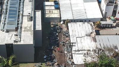 Cortocircuito habría provocado el incendio de una tragedia en el Flamengo que pudo ser mucho peor