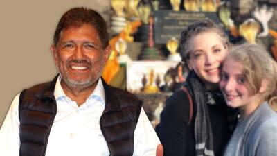 A Juan Osorio le gustaría apoyar a Constanza, la hija de Edith González, en su carrera como actriz