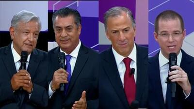 Mexico's second presidential debate dominated by US relations under Trump