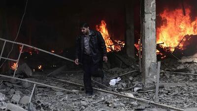 Ataque en Siria deja 22 muertos