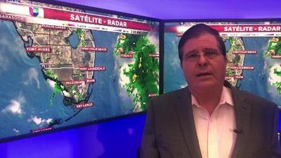 Posible depresión tropical traerá lluvias durante la semana al sur de Florida