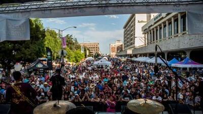 Fresno celebró en grande el Cinco de Mayo en masivo festival
