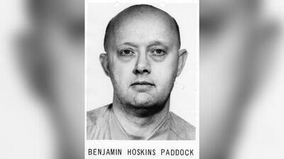 El padre de Stephen Paddock, el atacante de Las Vegas, fue uno de los más buscados por el FBI