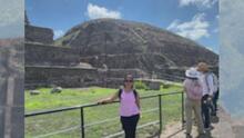 Programa permite que un grupo de dreamers visite México tras muchos años de ausencia
