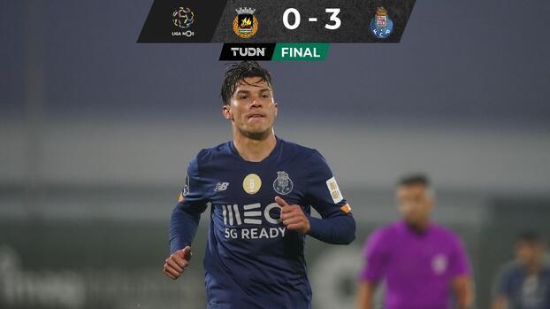 Porto y Tecatito amarran Champions League para la próxima campaña