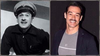 Juan Ángel Esparza es el candidato favorito para protagonizar bioserie de Pedro Infante
