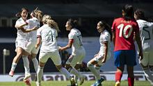 El Tri Femenil se medirá a Estados Unidos  en amistosos