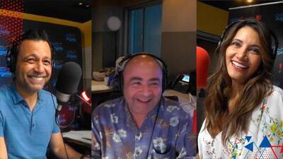 Argelia se roba el show y nos hace llorar de la risa en el Día Nacional del Chiste