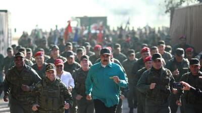 La opción militar en Venezuela