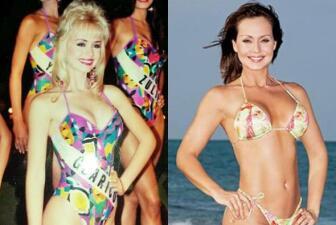 ¡Cuánto cambió Gaby Spanic a través de los años!