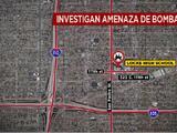 Autoridades investigan amenaza de bomba en escuela preparatoria en el sur de Los Ángeles