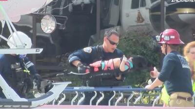 Mujer que supuestamente lanzó a su hijo por el balcón de su apartamento puede ser acusada bajo sospecha de homicidio